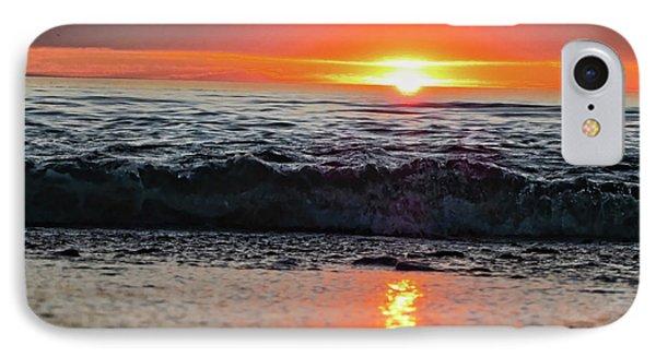 Sunset Beach Phone Case by Douglas Barnard