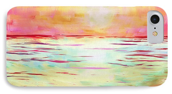 Sunset Beach IPhone Case by Jeremy Aiyadurai