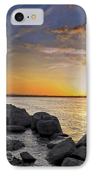 Sunset Caribe Phone Case by Stephen Anderson