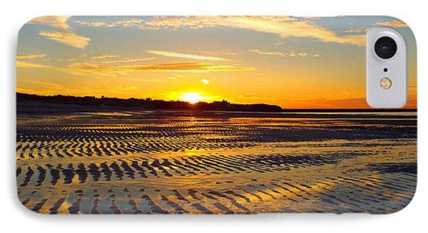 Sunset Charm IPhone Case