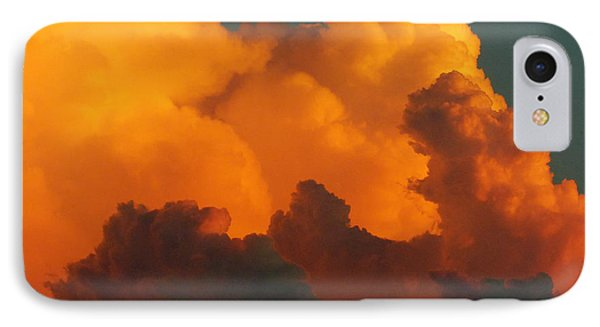 Sunset Clouds IPhone Case by Jana Russon