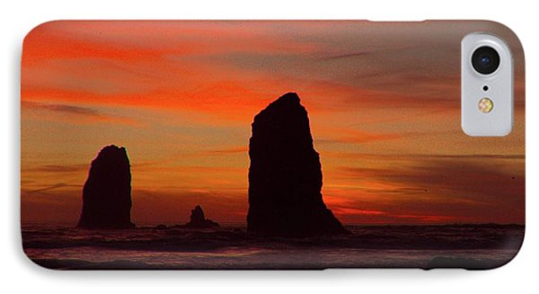 Sunset Coast IPhone Case