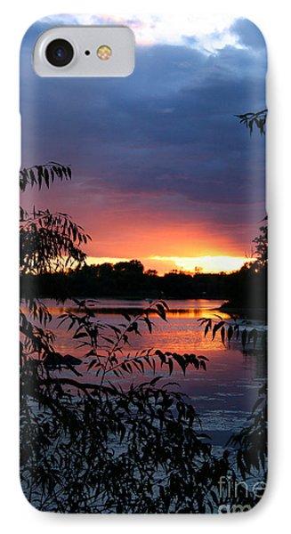 Sunset Cove IPhone Case
