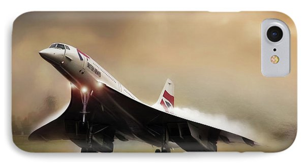 Sunset Departure IPhone Case by Peter Chilelli