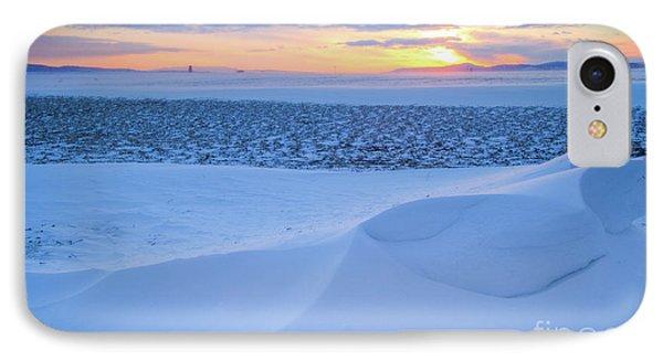 Sunset Drift Phone Case by Idaho Scenic Images Linda Lantzy