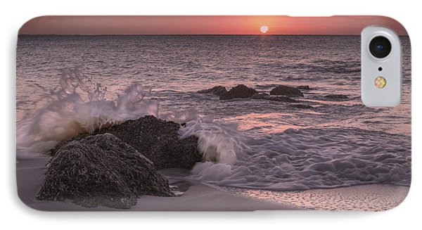 Sunset Escape IPhone Case by Betsy Knapp