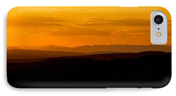 IPhone Case featuring the photograph Sunset by Evgeny Vasenev