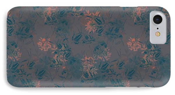 Sunset Flora IPhone Case by Beth Travers