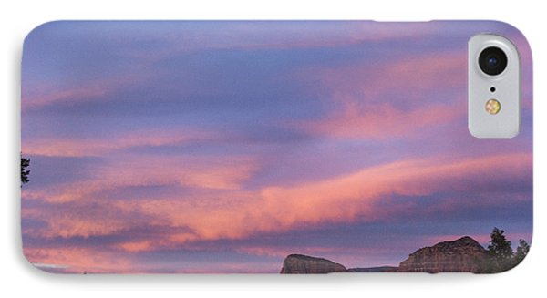 Sunset From Bell Rock Trail IPhone Case