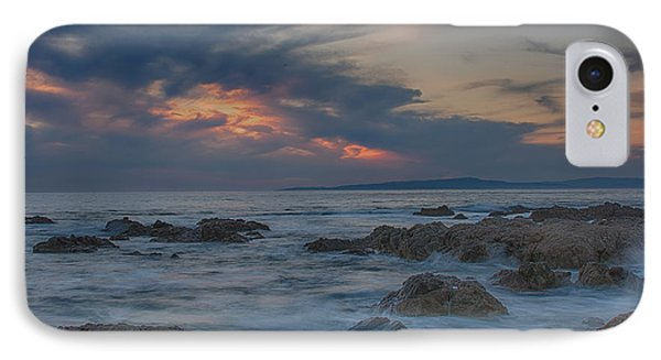 Sunset From Pacific Grove IPhone Case