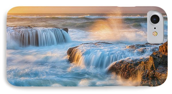 IPhone Case featuring the photograph Sunset Fury by Darren White