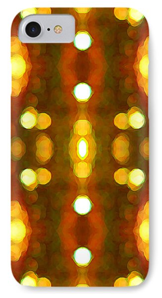 Sunset Glow 2 IPhone Case by Amy Vangsgard