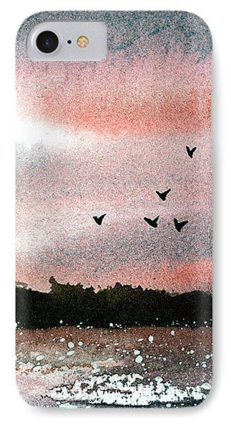 Sunset II IPhone Case by Tonya Doughty