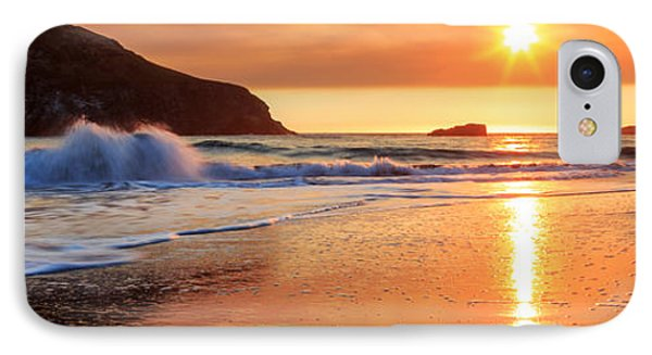 IPhone Case featuring the photograph Sunset In Brookings by James Eddy