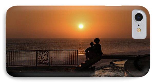 Sunset In Cerritos IPhone Case