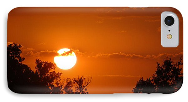 IPhone Case featuring the photograph Sunset In Charleston by Donna Bentley