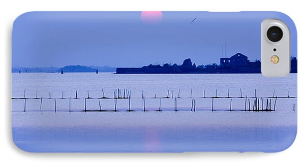 Sunset In Laguna IPhone Case by Marco Missiaja