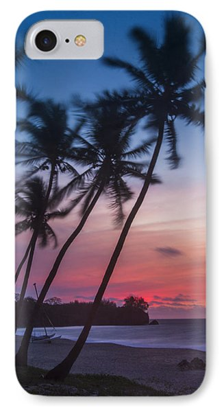 Sunset In Paradise IPhone 7 Case