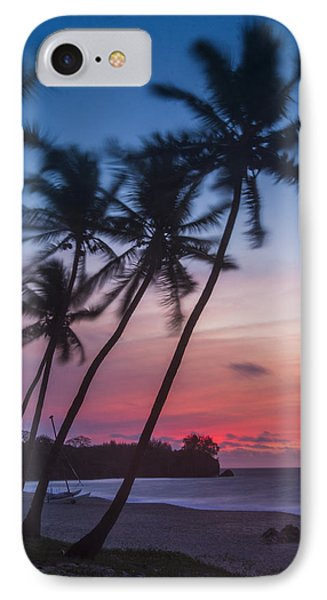 Sunset In Paradise IPhone Case by Alex Lapidus