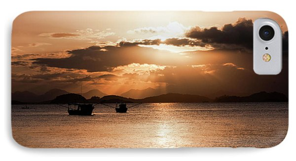 Sunset In Southern Brazil IPhone Case