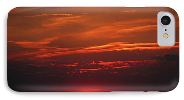 Sunset In The City Phone Case by Mariola Bitner