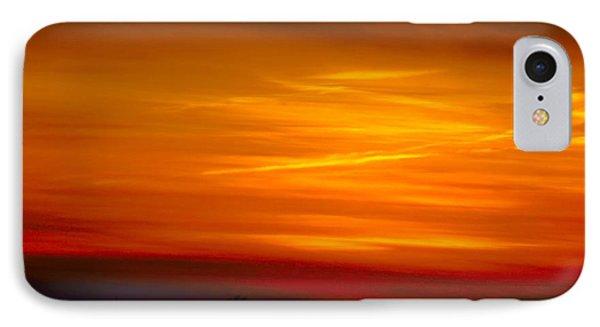 Sunset IPhone Case by Jean Bernard Roussilhe