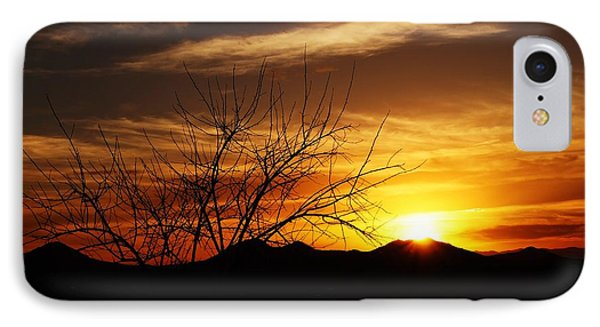 Sunset IPhone Case by Joseph Frank Baraba