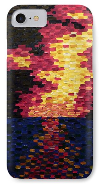 Sunset IPhone Case by Joshua Redman