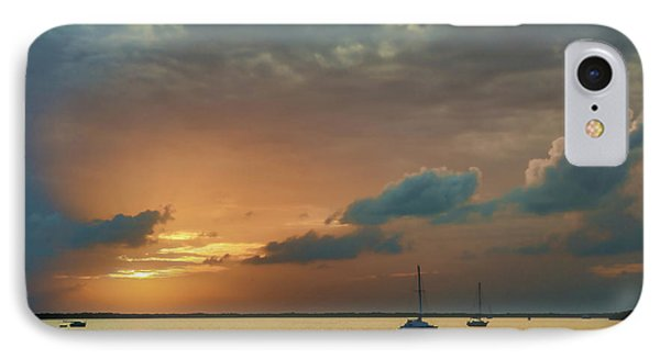 Sunset, Key Largo IPhone Case by Dana Sohr