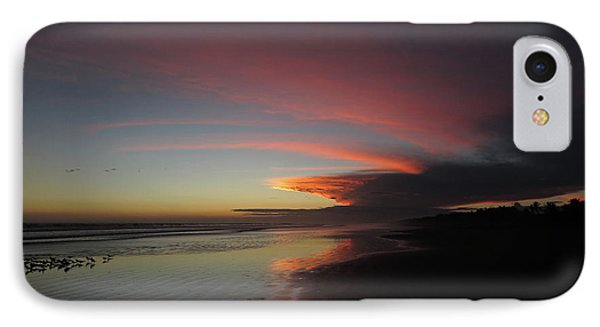 Sunset Las Lajas IPhone Case by Daniel Reed