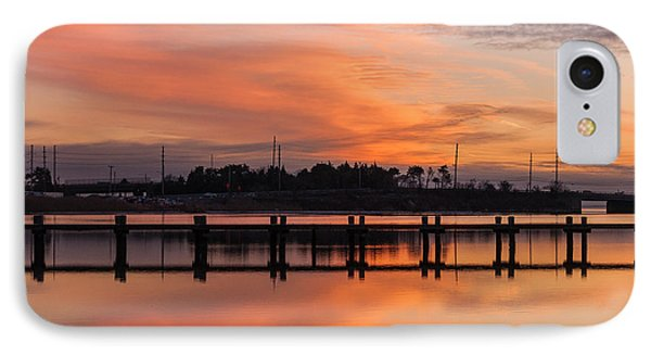 Sunset Lines IPhone Case by Kristopher Schoenleber
