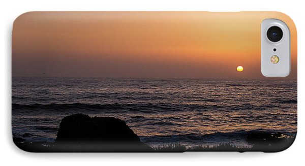 IPhone Case featuring the photograph Sunset by Lora Lee Chapman