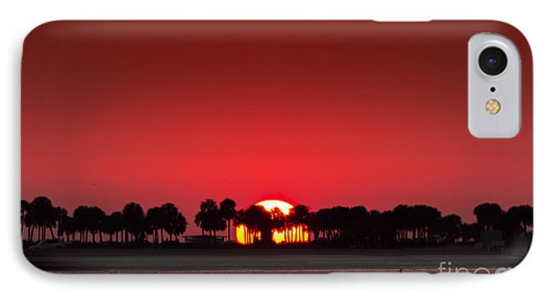 Sunset IPhone Case by Marvin Spates