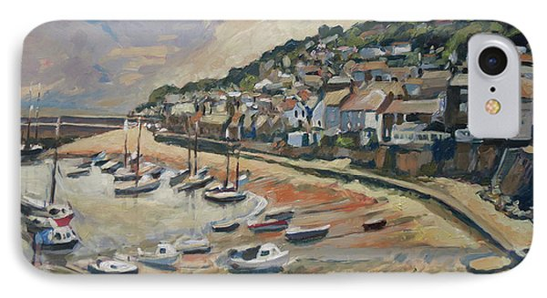 Sunset Mousehole IPhone Case