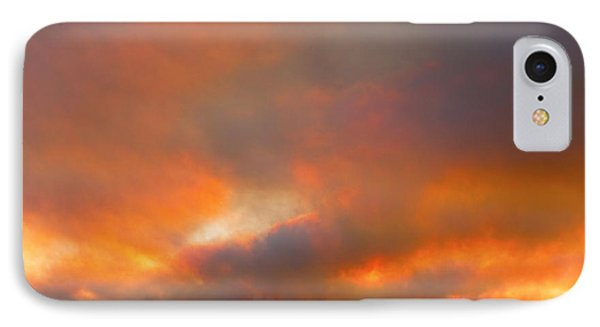 Sunset On Fire IPhone Case by James BO  Insogna