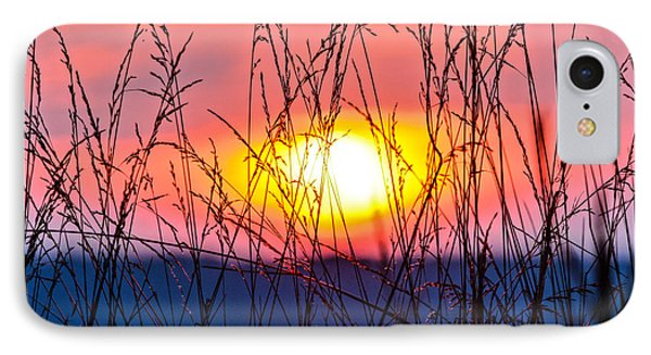 Sunset On The Prairie  IPhone 7 Case