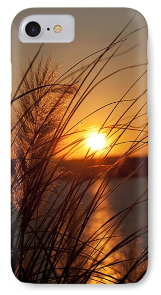 Sunset Over Lake Wylie Sc Phone Case by Dustin K Ryan