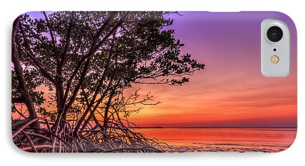 Sunset Palette IPhone Case by Marvin Spates