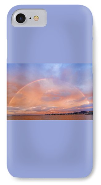 Sunset Rainbow IPhone Case by Steve Siri