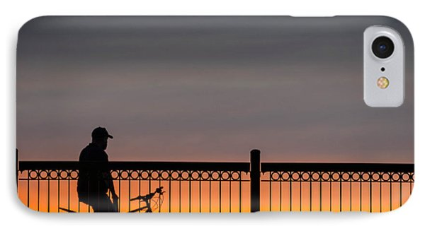 Sunset Reflection IPhone Case by Mike Ste Marie