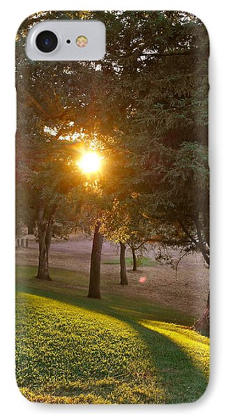 Sunset Retreat IPhone Case by Michele Myers
