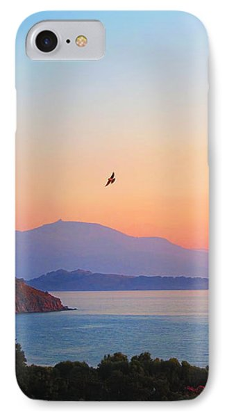 Sunset Serenade IPhone Case by Andreas Thust
