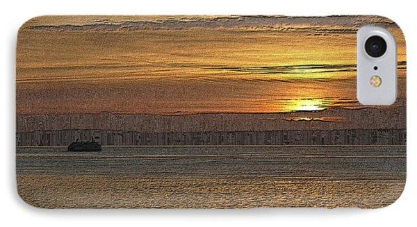 Sunset Serenade IPhone Case by Tim Allen