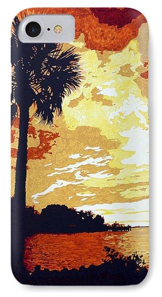 Sunset  Phone Case by Sheri Buchheit