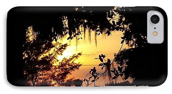 Sunset Splendor IPhone Case by Ann Hamlin