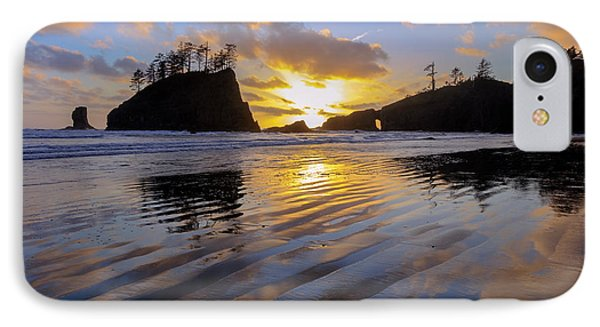 IPhone Case featuring the photograph Sunset Symphony by Mike Lang
