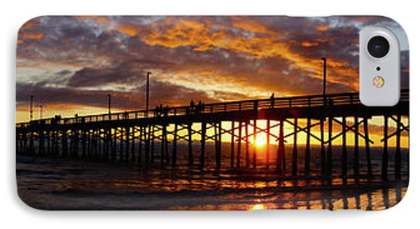 Sunset  IPhone Case by Thanh Thuy Nguyen