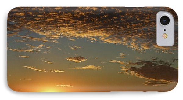 IPhone Case featuring the photograph Sunset by Thomas Bomstad