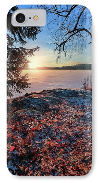 Sunsets Creates Magic IPhone Case by Rose-Marie Karlsen