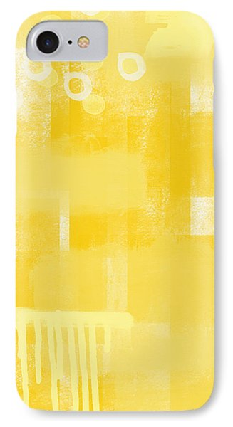 Sunshine- Abstract Art IPhone Case